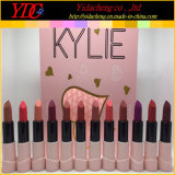 Kylie Jennerのため無光沢の液体の口紅の化粧品のリップの光沢キット6部分の
