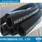 Norme R3 en caoutchouc hydraulique du boyau SAE 100