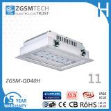 40W Luminária LED Embutida de Baixa Voltagem