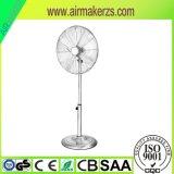 16inch de Ventilator van het Voetstuk van het metaal met Afstandsbediening SAA/Ce/GS