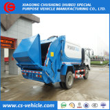 HOWO 12m3 Abfall-Komprimierung-Abfall-Verdichtungsgerät-LKW