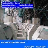 Farina di frumento della strumentazione del laminatoio del frumento Fabrique (100tpd)