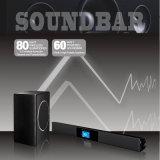 Cine Cine en casa de la barra de sonido Popular altavoz Bluetooth para LCD/LED TV (SP-604)