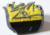 La luz resplandeciente de la muñequera magnética portaherramientas con 9 Zona 9 imanes para tornillo de sujeción y herramientas