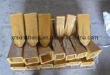 Wannen-Zahn für Gleiskettenfahrzeug-Exkavatoren E320, 330, 365, 375, 385 Zahn-Punkt