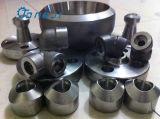 Engenharia Tongji ASTM B363 Gr 2 do cotovelo do tubo de Titânio 45 grau