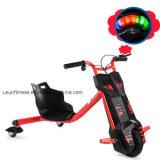 新しい子供のゲーム3の車輪の電気ドリフトのTrikeのバランスをとるスクーター