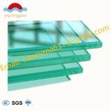 Vlak/boog 12mm Aangemaakt Glas voor Venster en Deur