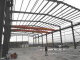 Gruppo di lavoro chiaro della struttura d'acciaio con due una gru da 5 tonnellate (KXD-SSW07)