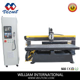 Tabela de carta de luz alta mova a máquina de gravura do CNC