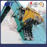 Cisaillement tournant hydraulique de pièces de rechange d'excavatrice