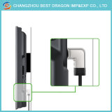 고속 정각 90 Degree  HDMI  Cable  1.4 2.0V PPS4 xBox HDTV를 위해
