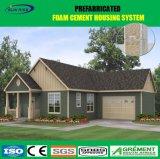 Venta caliente de instalación rápida de la casa prefabricada del marco de acero del bajo costo
