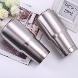 Twin Wall Insulated Inox Water Tumbler Vacuum Coffee Tumbler Stainless Steel Water Cup 30oz Metal Travel Water Mug Thermos Cup