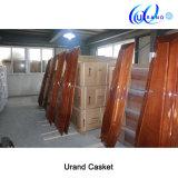 나무로 되는 중국 제작된 고품질 관 및 관
