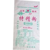 Sacchetto tessuto Shandong di imballaggio per alimenti della farina delle merci