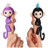 Палец Monkey электронную интерактивную Fingerlings Детские игрушки