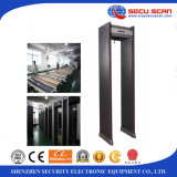 Door Frame Metal Detector 300AのWather-Proof Walk Through Metal Detector