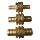 """3/4の""""男性の真鍮のガーデン・ホースの付属品、管弁、水弁"""