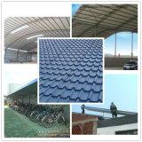 Strato d'acciaio del tetto di colore preverniciato tetto del metallo
