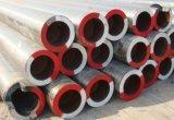 tubulação de aço sem emenda de aço de carbono do API 5L da tubulação de petróleo e de gás da liga de 10# 20# 45# API 5L