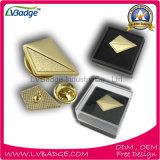 Distintivo promozionale su ordinazione del metallo di vendita della fabbrica