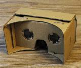 De 3D Glazen van het Document van het Karton voor Enjoy 3D Spel/Film op Smartphones