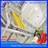 Agrarerzeugnis, das Maschinerie-Obst- und GemüseWaschmaschine aufbereitet