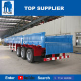 Titan Vehículo - Cerca de 3 ejes de transporte de contenedores de remolque semi remolque para venta