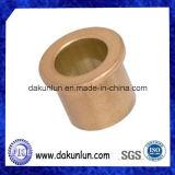 Boccola a forma di V in bronzo sinterizzato della flangia per i cuscinetti normali