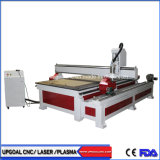 真空表が付いている4つの軸線CNCの木版画機械