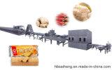Machine van de Fabricatie van koekjes van het Wafeltje van de Prijs van de Fabriek van China de Volledige Automatische