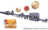China Factory Price Full Automatic Waist Biscuit Making Machine