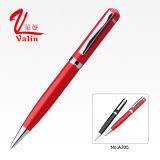 Penna promozionale materiale di affari della penna di sfera del metallo del rifornimento