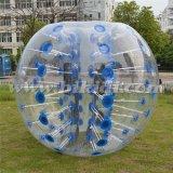 Het nieuwe Verbazen en de Duurzame Opblaasbare Menselijke Bal D5006 van het Ontwerp van de Bumper van de Voetbal van de Bel van de Bal van de Bumper Opblaasbare