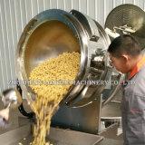 заводская цена полностью автоматическая коммерческих чайник лопающейся кукурузы бумагоделательной машины для продажи