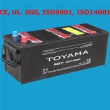 De auto Batterij behandelt Batterij Op hoge temperatuur 12V