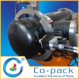 Tubo especial un taladro portátil hidráulica Máquina Alojamiento molino
