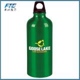 BPA liberano la bottiglia di acqua di alluminio con il marchio su ordinazione