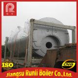 Wns industrielles schweres Öl und heller ölbefeuerter Dampfkessel-oder Warmwasserspeicher mit Brenner