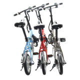 14дюйма Al сплавов 36V складной велосипед с электроприводом