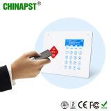 Inteligente GSM inalámbrico de alarma antirrobo APP Inicio (PST-G66B)