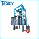 Máquina caliente de la eliminación de basura de la venta con la certificación de la ISO