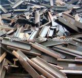 Ferraille d'acier de métal