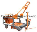 Van het Diesel van het Merk van Topmac Machine de Mobiele Afgietsel van het Blok (EBM03-6D)