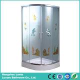 5 mm de vidrio templado ducha simple (LTS-825F)