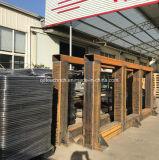 Estructura de acero Metalurgia Raíl de pared