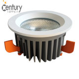 Cer RoHS 8 Inch 60W LED Downlight AC85-265V 5400-6000lm TUV-GS SAA