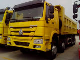 De Tractor van de Aanhangwagen van de Doos van de Vrachtwagen van de Stortplaats van de Kipper van Sinotruk HOWO 6X4 voor Verkoop