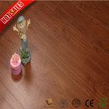 Prix bon marché Lvt WPC en vinyle de chêne rouge cerise-de-chaussée pour l'hôtel